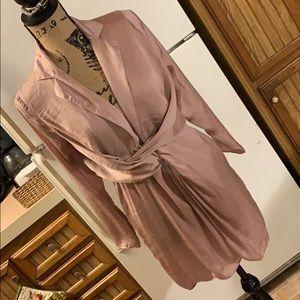 Missguided mini dress size women's 4 petite